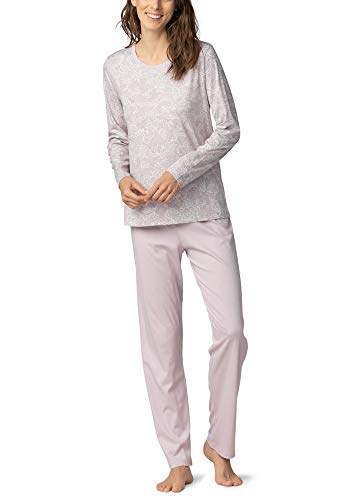 Anzug lang, violet ice