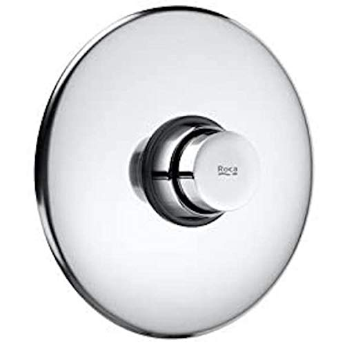 Grifo paso rectoempotrado para ducha sprint, 6 x 8 x 8 centímetros, color metálico (Referencia: 5A2617C00)