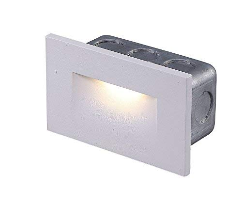 Cloudy Bay 120V Dimmable LED Indoor Outdoor Step Light