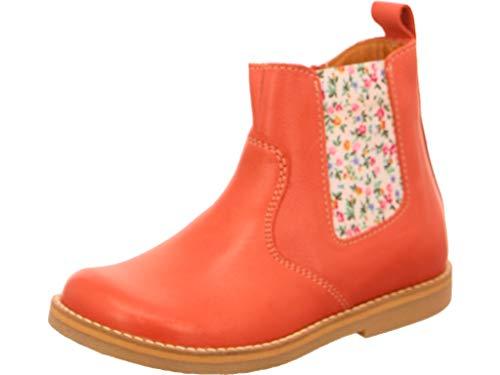 Froddo Mädchen-Chelsea-Boot, Coral, 27 EU