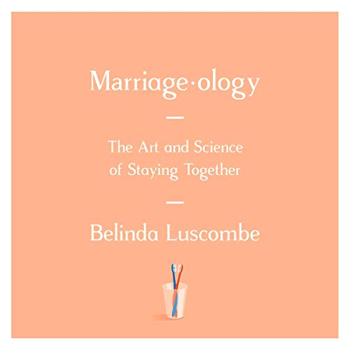 Marriageology audiobook cover art