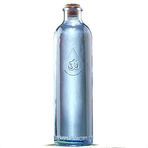 Spiru Botella de agua Om Gracias.