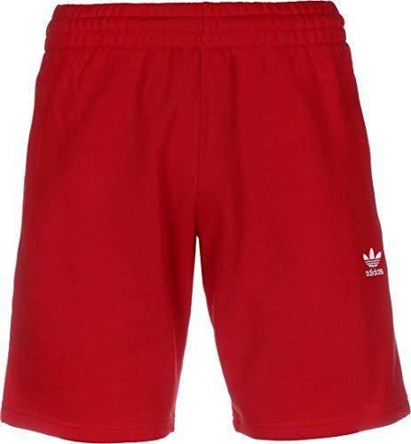 adidas Originals Shorts Herren Essential Short GD2556 Rot, Größe:L