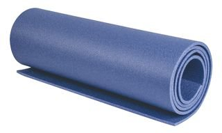 CAMPING MAT, BLUE SM002B By HIGHLANDER