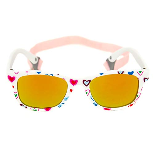 Baby Solo Babyfarer Baby Sunglasses Safe, Soft, Adjustable...