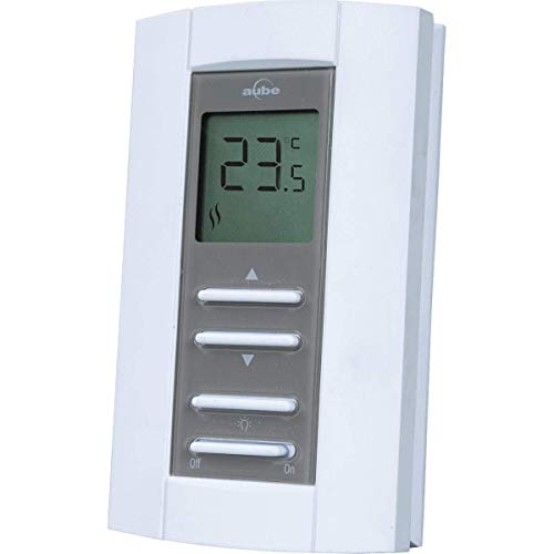 Cadet TH114A-240D-B Electronic Non PROGRAMMABLE STAT Double Pole White
