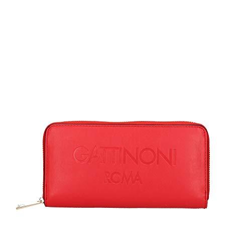 Gattinoni Roma Binre7509wvp301 Portafoglio Donna Arancione TU