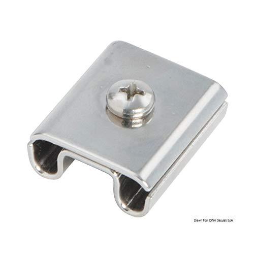 Osculati Easy Fender plaat voor manden aansluiting