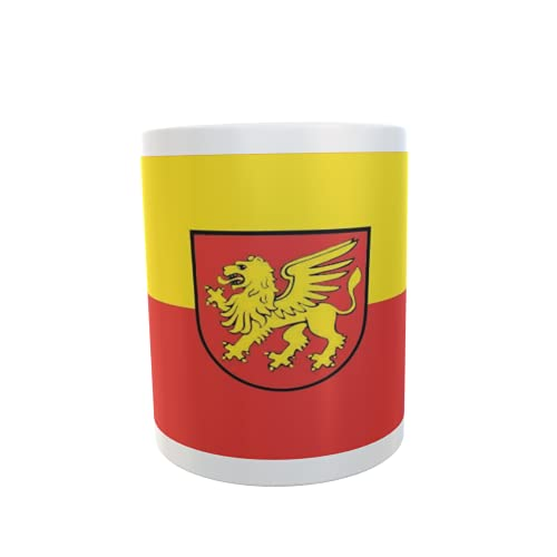 U24 Tasse Kaffeebecher Mug Cup Flagge Marxzell