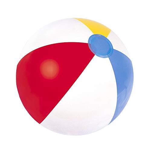 Bestway Panel Beach Ball - 24 inch, Wh