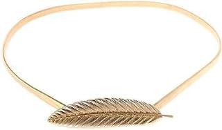 Rashi Designer Studio Waist Gold Hip Stretchable Gold Plated Belly Chain Waist