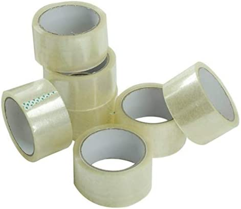 36 Pcs Rolls Tape Box Carton Packing Mi Shipping Clear Sealing Selling Direct sale of manufacturer rankings 2