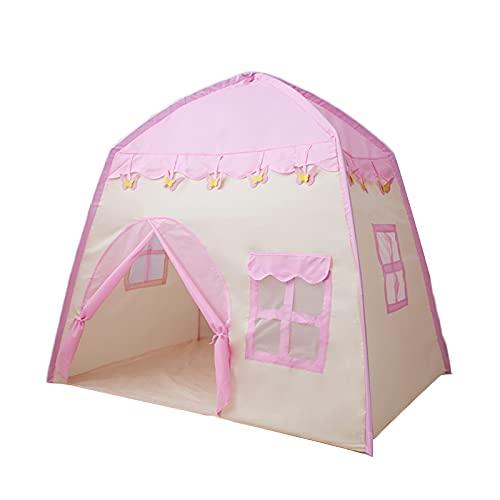 Naticy Tienda plegable para niños, tiendas de campaña portátiles para niños, tienda de campaña interior/exterior para niños y niñas, tienda de campaña grande para niños