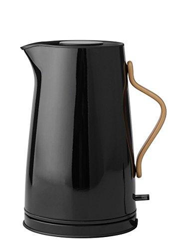 Stelton x-210-22 Emma - elektrischer Wasserkocher - matt schwarz