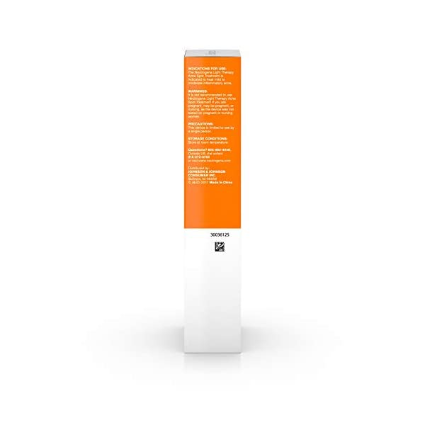[category] Neutrogena Light Therapy Acne Spot Treatment, Chemical &