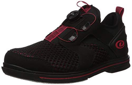 Dex Lite Pro Boa – Zapatillas para Hombre (Talla 13), Color Negro y Rojo