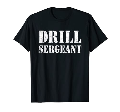 Disfraz de sargento de Halloween Camiseta