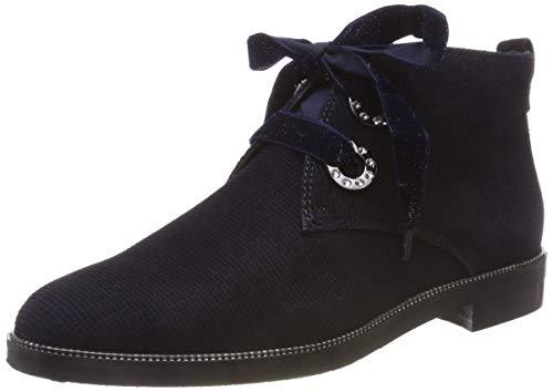 Maripe Damen 27342 Sneaker, Blau (Geometric 1546 1), 40 EU