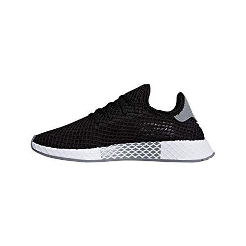 adidas Deerupt Runner Zapatillas Mujer Negro, 44 2/3