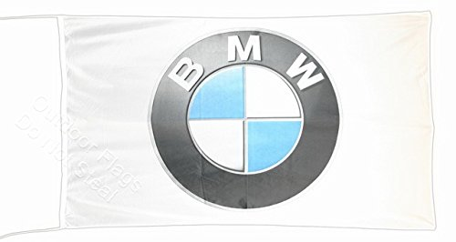 BMW bandera Banner 3d 2,5x 5m 150x 75cm
