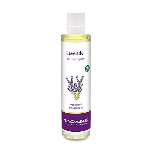 Taoasis - Lavendel Bio Raumspray 50 ml