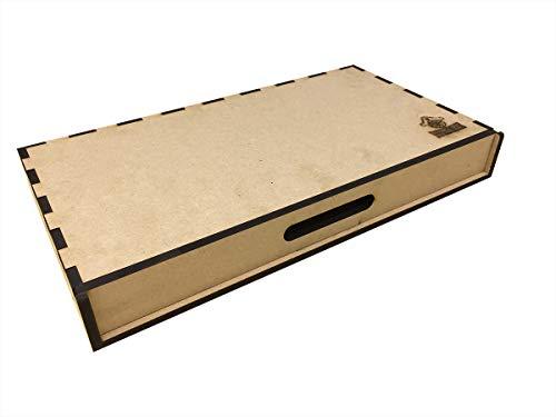 Kit Dashboard para Senhor dos Anéis - Jornadas na Terra Média (5 Unidades) - com Case, Bucaneiros Jogos