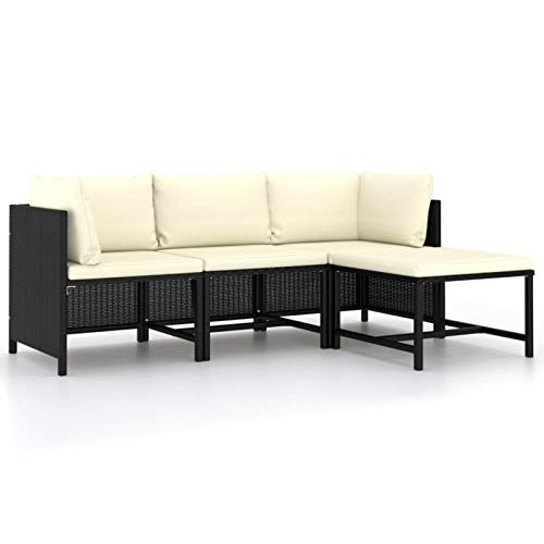 Festnight Sofás de Jardín Exterior | Sofa Exterior Terraza | Lounge Exterior Set de...