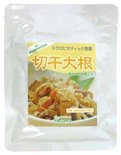 オーサワ 切干大根(煮物) 100g ×3個                                   JAN:4932828023274