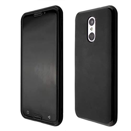 caseroxx TPU-Hülle für Emporia Smart 3, Handy Hülle Tasche (TPU-Hülle in schwarz)