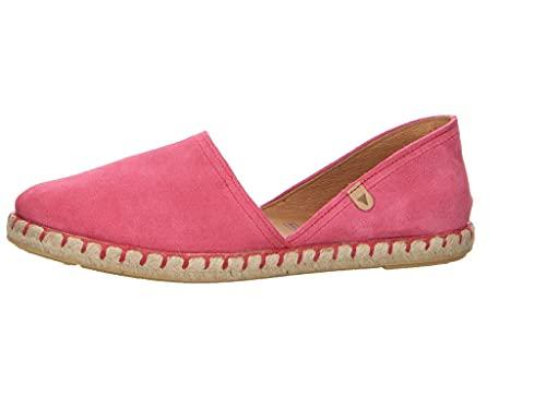 Verbenas Damen Espadrilles Carmen Espadrille pink Gr. 37