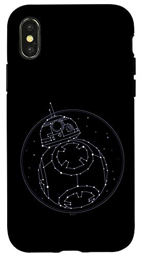 iPhone X/XS Star Wars: The Rise Of Skywalker BB-8 Constellation Case