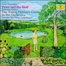 Peter And The Wolf (+ Britten: Young Person's Guide)