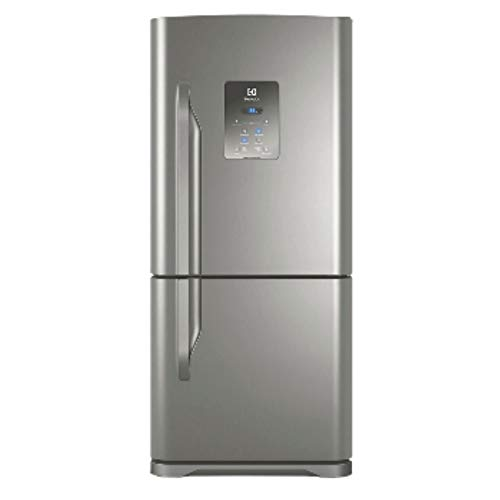 Refrigerador Frost Free Electrolux Bottom Freezer Electrolux 598 Litros (DB84X) - 220V