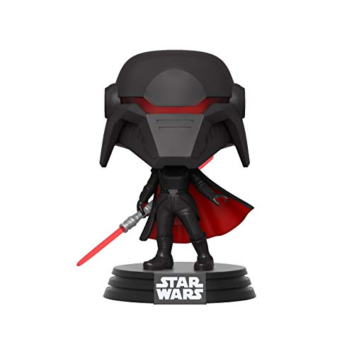 Funko 43574 POP Vinyl Games: Jedi Fallen Order-Inquisitor Collectible Figure, Multicolour (43574)