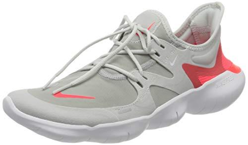 Nike Men's Free RN 5.0 Running Shoe, Photon Dust White Lt Smoke Grey, 6.5 UK