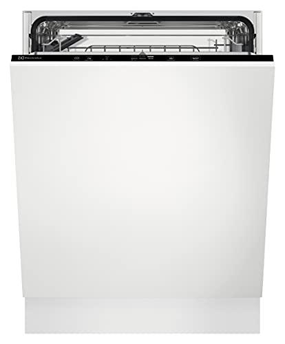 Electrolux EEA27200L Lavastoviglie integrata totale 60 cm, tecnologia AirDry, 6 programmi di lavaggio, 13 coperti