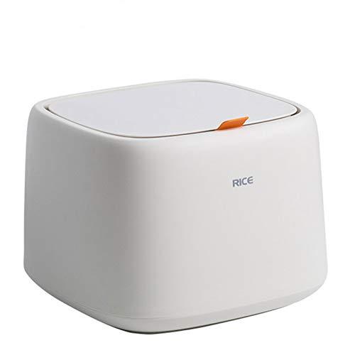 Aprilhp Reis Box,10kg, Müslispender, Aufbewahrungbox, Reisbehälter, Vorratsbehälter Für Nudeln, Getreide, Tiernahrung Und Mehr, Mehlbehälter mit Messbecher für Küchenlagerorganisationwhite