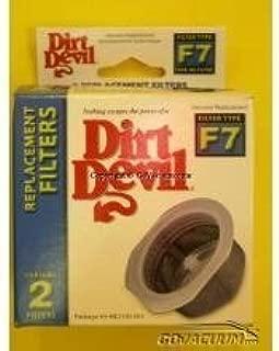Dirt Devil F7 (For Wet/Dry Hand Vacs) Filter