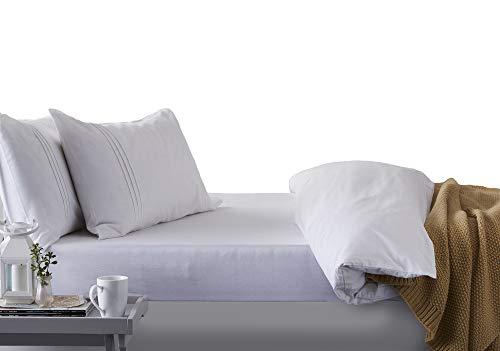 Hippychick HCFBP5EK matrasbeschermer - hoeslaken Euro kingsize-bed, 160 x 200