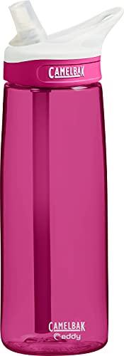 CamelBak Bottle - Cantimplora, color Rosa (Dragon Fruit), talla 0.75 L