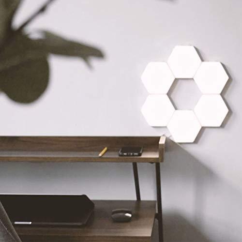Stil LEDQuantum Multi Occasion Sensible Beleuchtung anwenden Nachtlicht kreative Wohnkultur Magnetische Wandleuchten