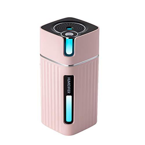 N/X Saechora luchtbevochtigers Kleurrijke nacht licht luchtbevochtigers voor thuis luchtbevochtiger etherische olie Diffuser LED Ultrasone Aromatherapie Luchtbevochtiger USB luchtbevochtigers voor slaapkamer luchtbevochtigers voor babykamer