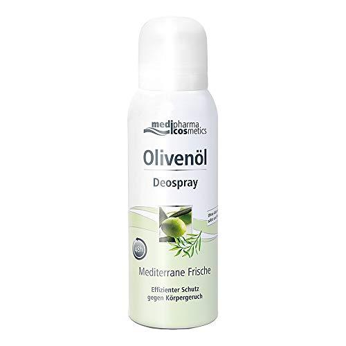 Olivenöl Deospray Mediterrane Frische, 125 ml