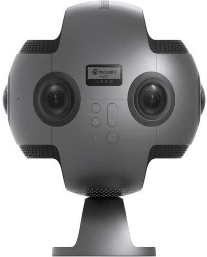 Insta360 Pro プロフェッショナル 360度 VR 全天球 カメラ 3D 全方位パノラマ 撮影 8K 解像度【国内正規品】
