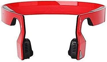 AfterShokz Bluez 2S Open-ear Wireless Stereo Headphones (Red)