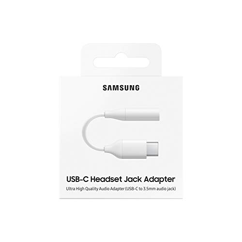 Samsung USB Type-C auf 3, 5 mm Klinkenanschluss Adapter (Ee-UC10J)