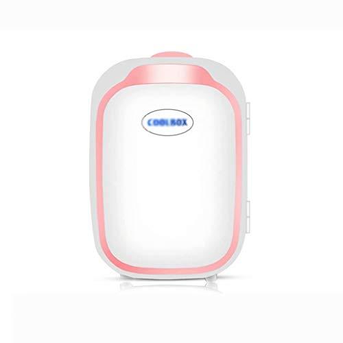 6L Mini Kühlschrank Kühler & Wärmer | 6L Kapazität | Kompakt, tragbar und leise | AC + DC-Stromkompatibilität