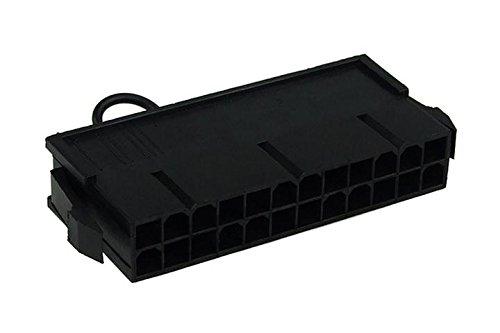 Phobya ATX-Überbrückungsstecker (24 Pin) - Schwarz Wasserkühlung Pumpen