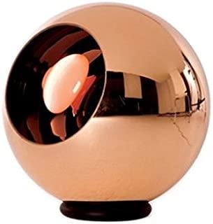 Copper Shade Floor Lamp - 220 - 240V (for use in Australia, Europe, Hong Kong etc.)