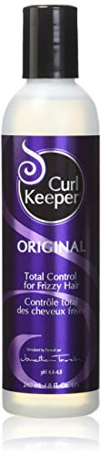 Curly Hair Solutions Curl Keeper Original | 8oz/240ml | Total Control for Frizzy Hair